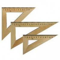 Мицар Треугольник деревянный 16см  30 * 60 арт. 103020