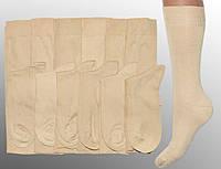 Набор мужских носков (12 пар) (Бежевый)