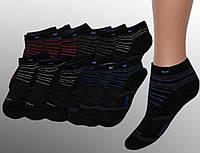 Набор мужских носков (12 пар) (Черный)