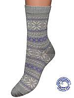 Детские шерстяные носки (Серебро)