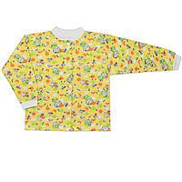 Детская кофта (Желтый, бегемот)