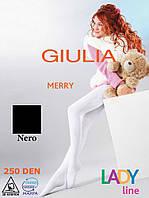 Детские махровые колготки 250DEN (Nero (Черный))