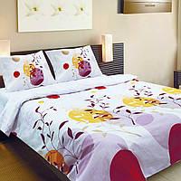 Комплект постельного белья ТЕП (Белый, желтый, красный)
