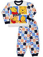 Детская пижама (кофта и брюки) ( Белый)