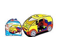 Детская игровая палатка Машина