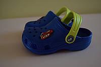 Шлепки, кроксы на мальчика 22-23, 24-25, 26-27, 28-29 размер. Детская летняя обувь. Обувь для мальчика
