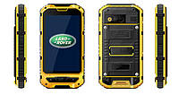 Защищенный Land Rover A8+ Yellow 1GB\8GB MTK MT682