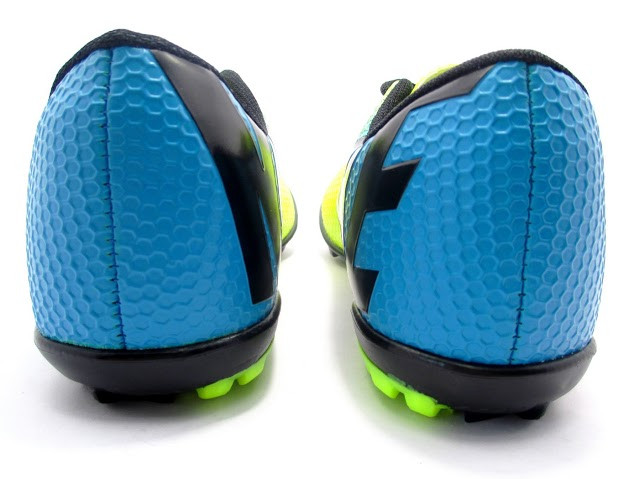 Футбольные сороконожки Nike Mercurial Victory Turf Yellow/Blue/Black