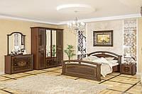 Спальня Алабама, мдф  (Мебель-Сервис)