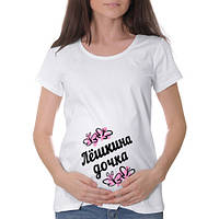 """Женская футболка """"Лёшкина дочка"""""""
