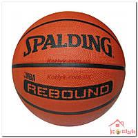 Мяч баскетбольный Spalding NBA REBOUND