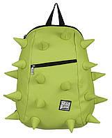 """Рюкзак """"Rex VE  Full"""", колір Front Zipper Lime (лайм)"""