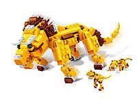 """Конструктор детский 3 в 1 """"Динозавр"""" 6852 BanBao, 328 дет"""