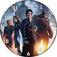 Часы настенные Fantastic Four