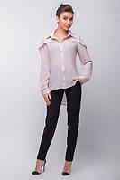 Блузка женская асиметрия, фото 1