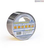 Скотч алюминиевый армированный ALENOR 50 мм * 40 м