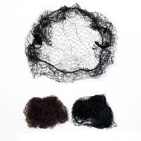 Сеточка-паутинка для формирования причёски. Причёска для бальных танцев, вечерняя причёска. Чёрная