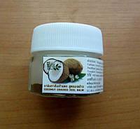 Bio Way Coconut Cracked Heels Balm 25 г Бальзам от трещин на пятках с маслом Кокоса и Ши RBA/58