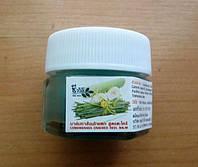 Bio Way Lemongrass Cracked Heels Balm 25г Бальзам от трещин на пятках с Лемонграссом и маслом Ши /58