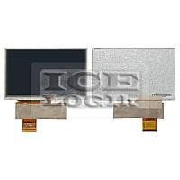 """Дисплей для автонавигаторов Navi N50 HD; GPS 5,0' HD, 5.0"""", 40 pin, с сенсорным экраном, (800*480),"""