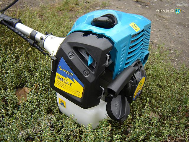 Бензиновая коса Sadko GTR-430N фото 3