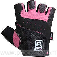Перчатки для фитнеса  женские RDX Pink-S
