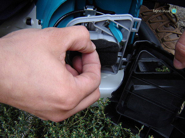 Мотокоса Sadko GTR-430N - воздушный фильтр фото 8
