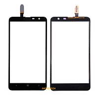 Сенсор (тачскрин) Nokia Lumia 1320 Black