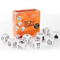 """Настольная игра """"Кубики историй Rory's Story Cubes: Базовая версия"""" (9 кубиков)"""