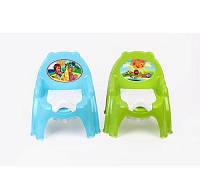 Горшок детский кресло с крышкой