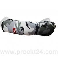 Защита предплечья и кисти RDX Grey Camo-L