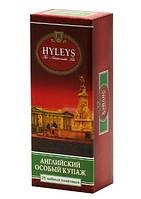 Чай Черный Английский Королевский Купаж 25 пакетиков