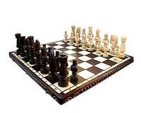 Эксклюзивные шахматы Цезарь большие С-102 резные ручной работы