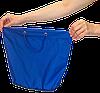 Складная сумка для покупок/Shopper bag (синий), фото 4