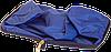 Складная сумка для покупок/Shopper bag (синий), фото 5