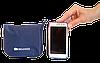 Складная сумка для покупок/Shopper bag (синий), фото 6