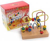 Деревянная игрушка МДИ Лабиринт № 1 (Д070)