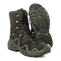 Трекинговые ботинки LOWA GSG REVO GTX HI чёрные