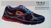 Синие женские кроссовки Demax в моде летние ортопедические сетка недорого 7 км 1489|01636