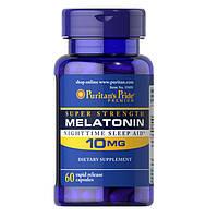 Витамины и минералы Puritan's Pride Melatonin 10 mg (60 caps)