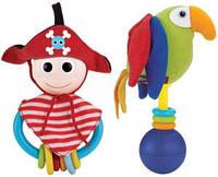 Игрушка - погремушка Веселый Пират Yookidoo 40118 EUT/62-082