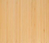 Бамбуковые обои светлые 8мм, ширина 250см.