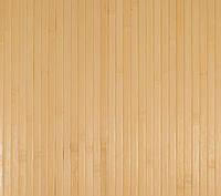 Бамбуковые обои светлые 12мм, ширина 250см.