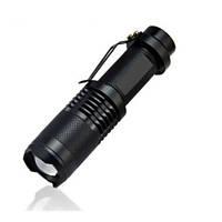 Карманный фонарик Police Bailong BL-84688 с линзой