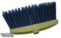 Метла уличная COMBI 380*40*170 мм ПЭ+ПВХ+ПП пластиковая без ручки Mastertool (14-6353)