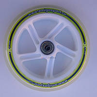 Колесо для самоката Explore 145мм (с подшипниками)