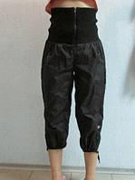 Женские бриджи Adidas (620) черные код 0153 Б