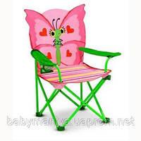 Раскладной детский стульчик Бабочка Белла Melissa & Doug