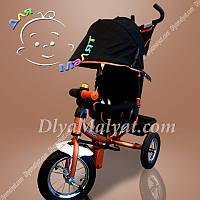 Детский велосипед Azimut BC-17-B BKS