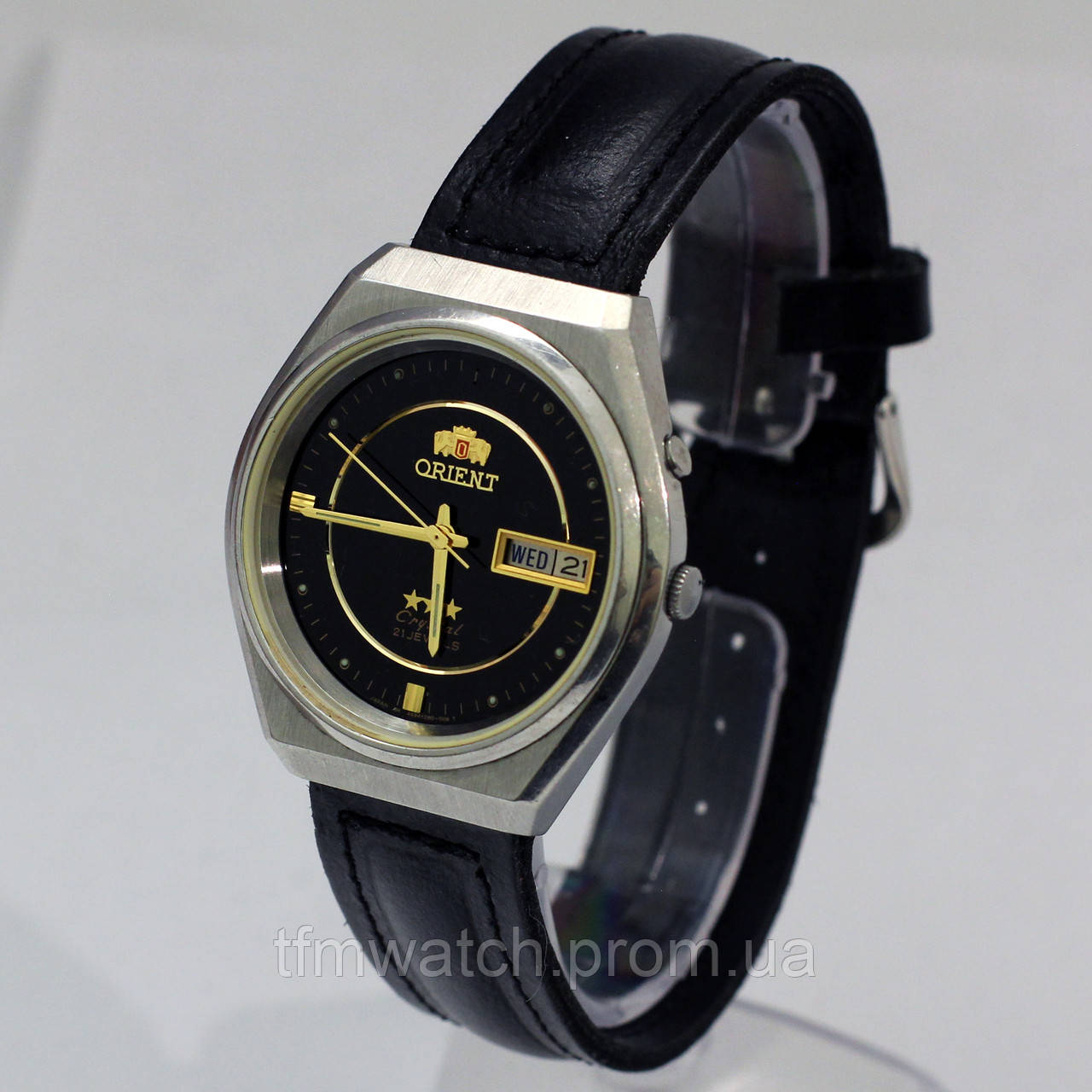 Ориент 3 звезды мужские часы